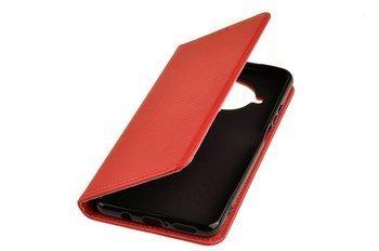 Zestaw Etui Smart + szkło do Xiaomi Mi 10T Lite 5G czerwony
