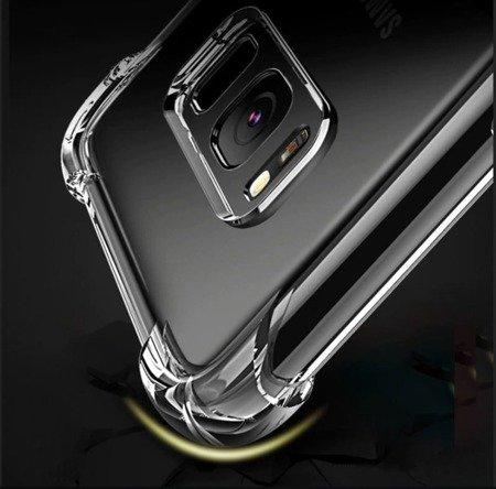 ETUI Ultra Slim Anti-Shock Case do SAMSUNG GALAXY A40 A405 przezroczysty