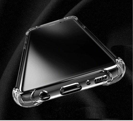 ETUI Ultra Slim Anti-Shock Case do SAMSUNG GALAXY A70 A705 przezroczysty