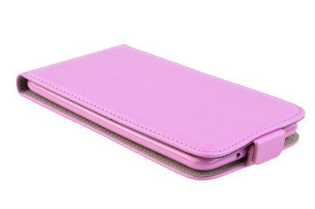 ETUI KABURA FLEXI W2 do LG K8 2017 fiolet