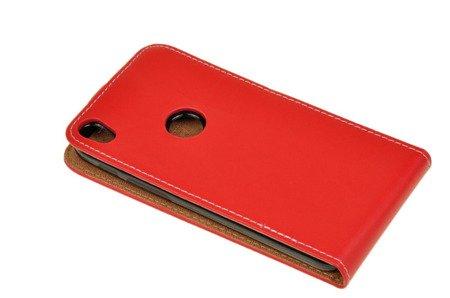 ETUI KABURA FLEXI do ALCATEL SHINE LITE 5080X czerwony