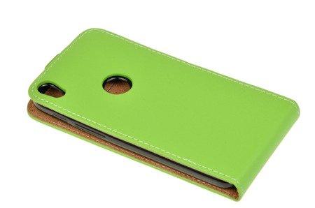 ETUI KABURA FLEXI do ALCATEL SHINE LITE 5080X zielony