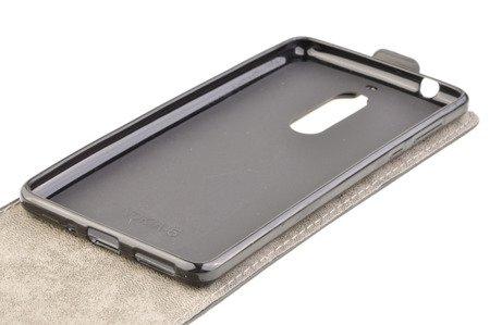 ETUI KABURA FLEXI do Nokia 5 / Nokia 5 Dual Sim czarny