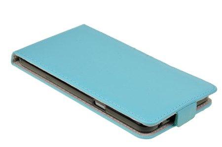 ETUI KABURA FLEXI do SAMSUNG GALAXY A5 2016 A510 A510F SM-A510F jasny niebieski