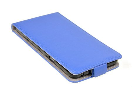 ETUI KABURA FLEXI do SAMSUNG GALAXY A5 2016 A510 A510F SM-A510F niebieski