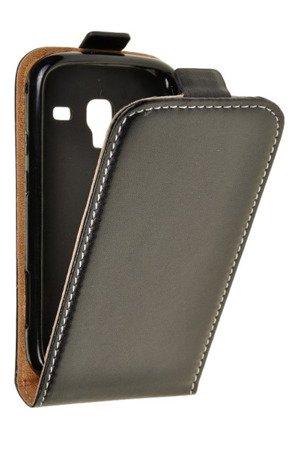 ETUI KABURA FLEXI do Samsung Galaxy Ace 2 I8160 GT-I8160 czarna