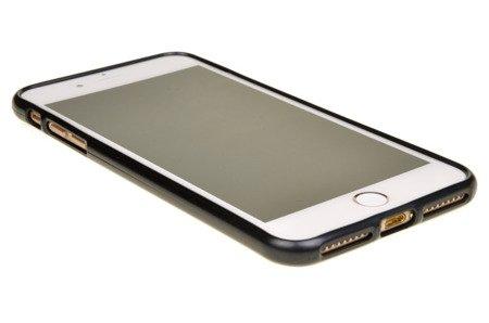 ETUI NAKŁADKA MERCURY GOOSPERY iJELLY CASE do APPLE iPhone 7 Plus / iPhone 8 Plus czarny