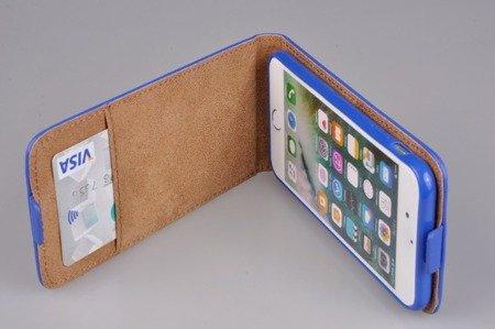 Etui Kabura Flexi Fresh do Apple iPhone 7 / 8 / SE 2020 niebieski