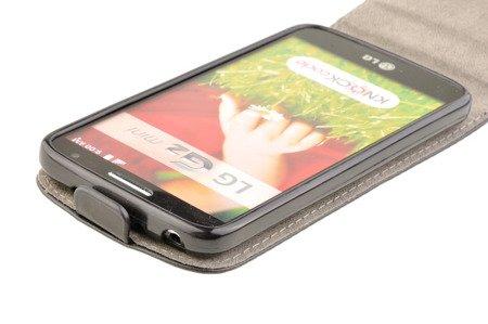 Etui Kabura Flexi do LG G2 Mini czarny