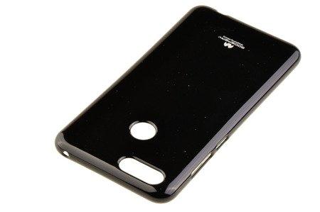 Etui Mercury Goosper Jelly Case do Huawei Honor 7X czarny