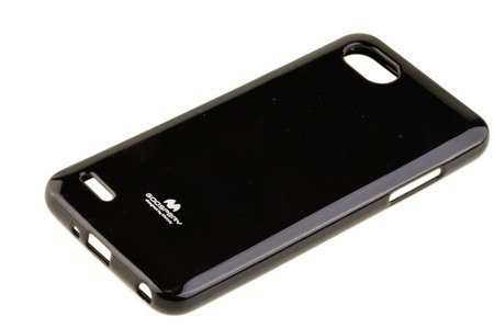 Etui Mercury Goosper Jelly Case do LG Q6 czarny