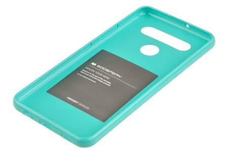 Etui Mercury Goospery Jelly Case do LG K41s / K51s miętowy