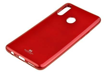 Etui Mercury Goospery Jelly Case do Samsung Galaxy A20s czerwony