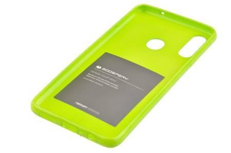 Etui Mercury Goospery Jelly Case do Samsung Galaxy A20s limonka