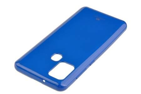 Etui Mercury Goospery Jelly Case do Samsung Galaxy M21 / M30s niebieski