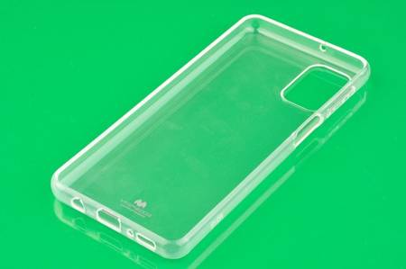 Etui Mercury Goospery Jelly Case do Samsung Galaxy M31s przezroczysty