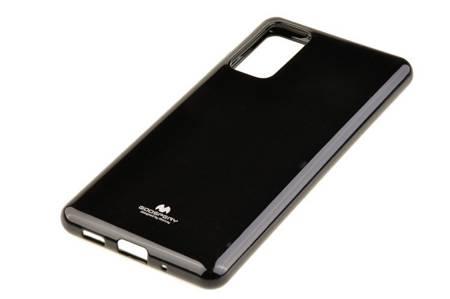 Etui Mercury Goospery Jelly Case do Samsung Galaxy S20 FE czarny
