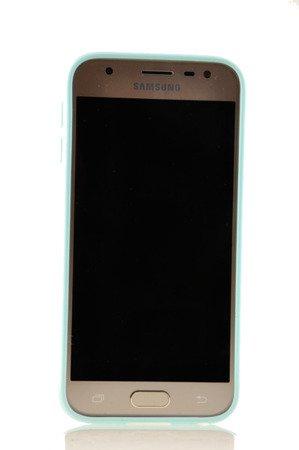 Etui Mercury Goospery Soft Feeling do Samsung Galaxy J3 2017 J330 miętowy
