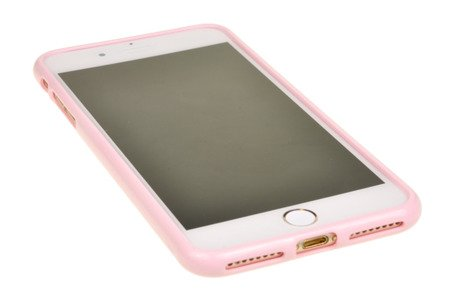 Etui Mercury Jelly Case do APPLE iPhone 7 Plus / 8 Plus pudrowy róż