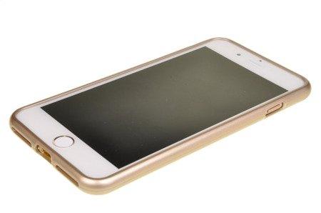 Etui Mercury Jelly Case do APPLE iPhone 7 Plus / 8 Plus złoty