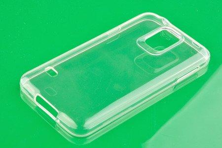 Etui Nakładka Mercury Goospery Clear Case do SAMSUNG GALAXY S5 G900 / S5 NEO G903 Przezroczysty