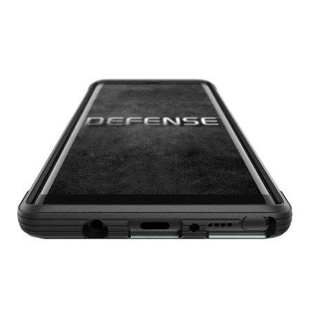 Etui Nakładka X-doria Defence Lux Leather do SAMSUNG GALAXY NOTE 8 N950 czarny