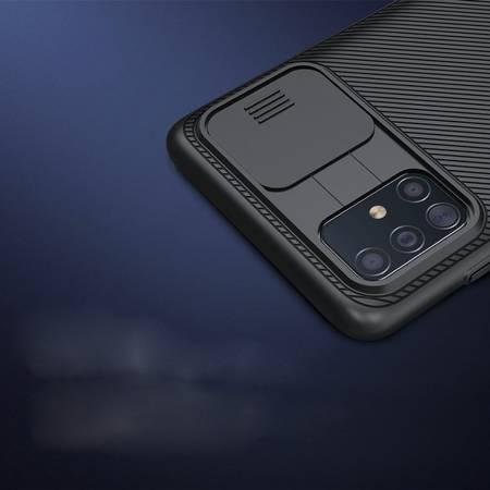 Etui Nillkin CamShield Case do Samsung Galaxy A51 czarny