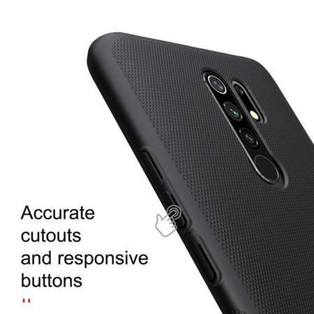 Etui Nillkin Super Frosted Shield do Xiaomi Redmi 9 czarny