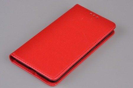 Etui Smart W1 do MICROSOFT  Lumia 650 czerwony