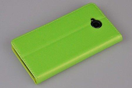 Etui Smart W1 do MICROSOFT  Lumia 650 zielony