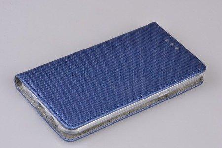 Etui Smart W1 do SAMSUNG GALAXY J5 j500 (j5 2015) niebieski