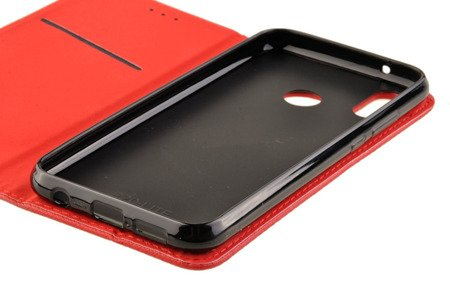 Etui Smart W2 do HUAWEI P20 Lite czerwony