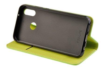 Etui Smart W2 do HUAWEI P20 Lite zielony