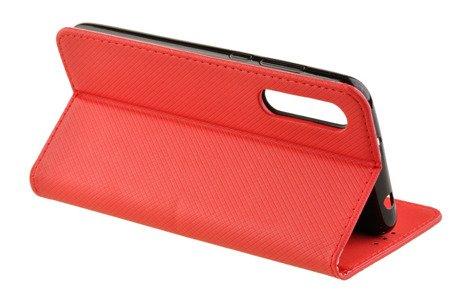Etui Smart W2 do HUAWEI P20 Pro czerwony