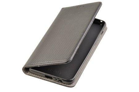 Etui Smart W2 do SAMSUNG GALAXY A8 2018 A530 czarny