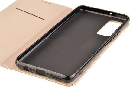 Etui Smart do Huawei P Smart 2021 złoty