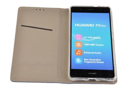 Etui Smart do Huawei P9 Lite niebieski