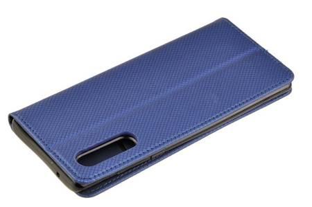 Etui Smart do LG Velvet niebieski