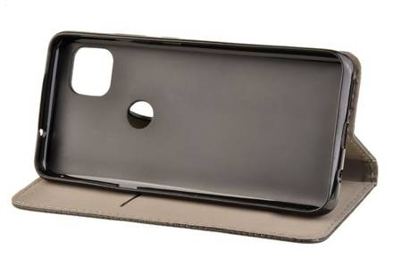 Etui Smart do Motorola Moto G 5G czarny