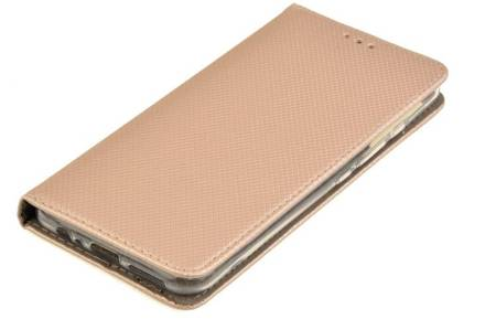 Etui Smart do Motorola One Fusion Plus złoty