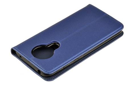 Etui Smart do Nokia 5.3 niebieski