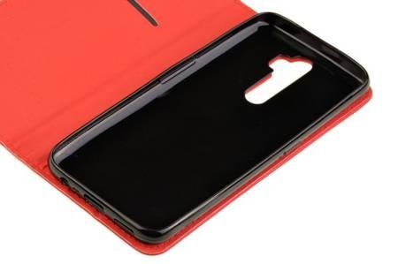 Etui Smart do Oppo A5 2020 czerwony