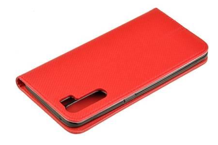 Etui Smart do Oppo Reno 3 / A91 czerwony
