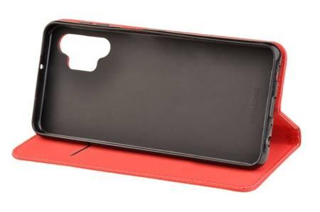 Etui Smart do Samsung Galaxy A32 5G czerwony