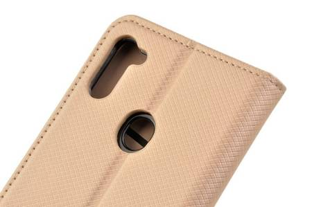 Etui Smart do Samsung Galaxy M11 / A11 złoty