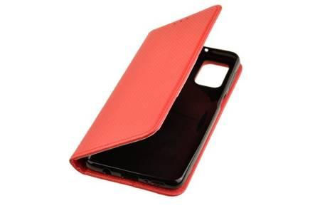 Etui Smart do Samsung Galaxy M31s czerwony