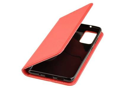 Etui Smart do Samsung Galaxy S20 FE czerwony