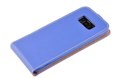 Etui kabura Flexi do SAMSUNG GALAXY S8 G950 niebieski