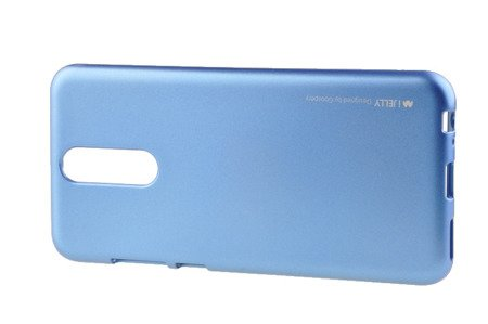 Etui nakładka Mercury Goospery iJelly Case do HUAWEI MATE 10 Lite niebieski