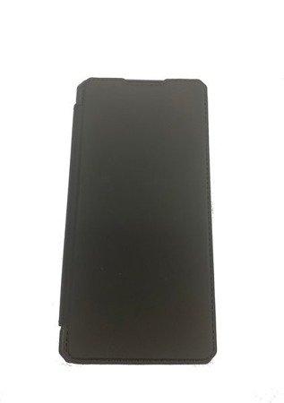 Etui pancerne z klapką mocny magnes do Samsung Galaxy A21s A217 eleganckie